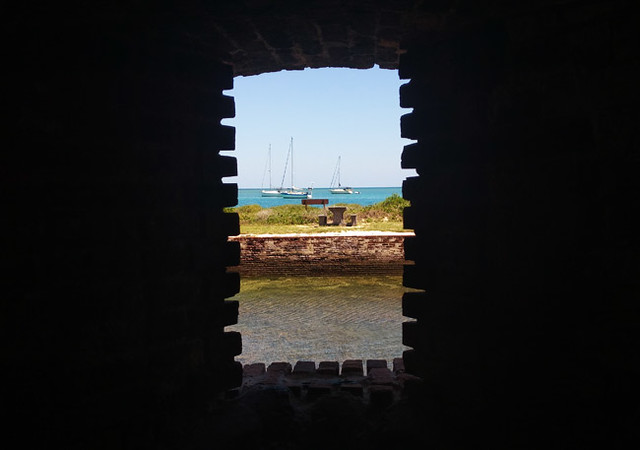 fort-jefferson-from-inside