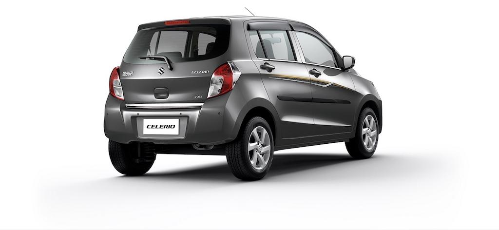 Maruti-Celerio-Limited-Edition-rear-three-quarters