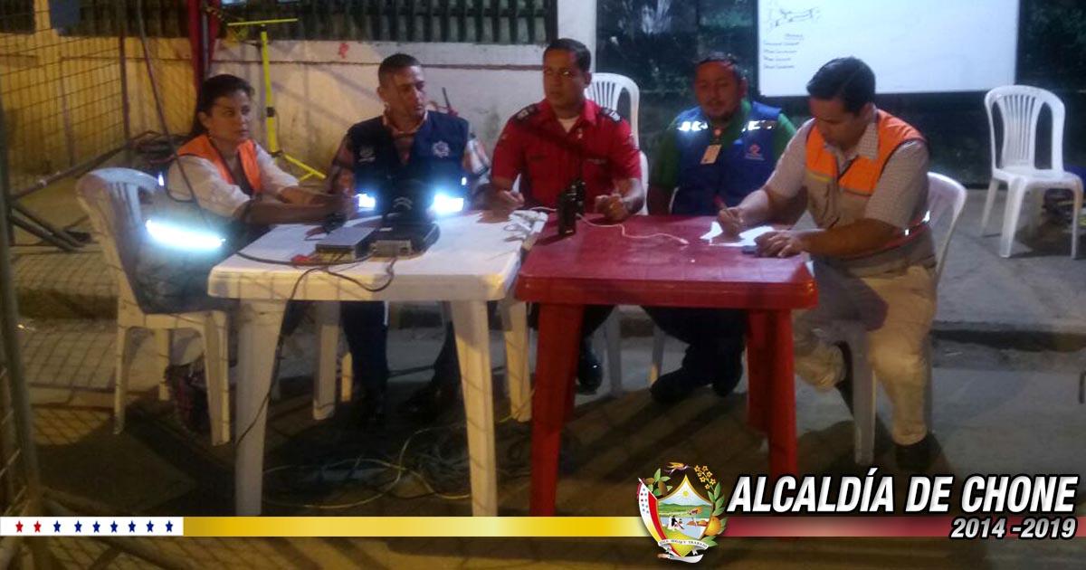 Gestión de Riesgos Municipal reportó actividades realizadas durante Julio y Agosto