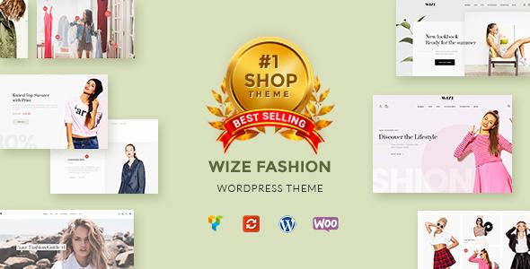 WizeStore v1.10 – WooCommerce Multipurpose Responsive Theme