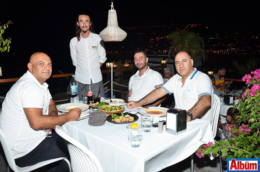 Metin Karakuş, Mustafa Topaloğlu, Erdinç Karakuş, Fikret Karakuş