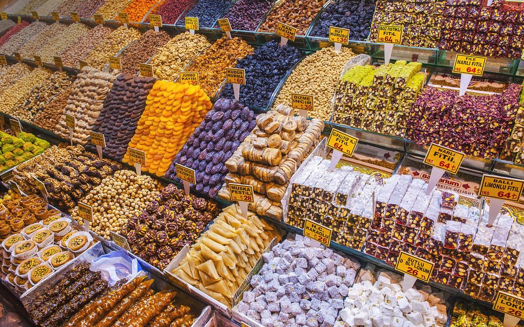 Istanbul - Spaci Market 2