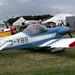 Brugger MB.3 Colibri HB-YBB Leicester East 5-7-80