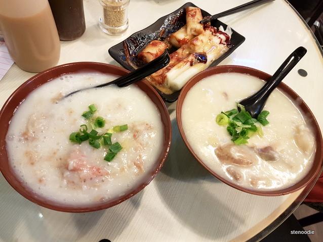 大師傅粥品 congee
