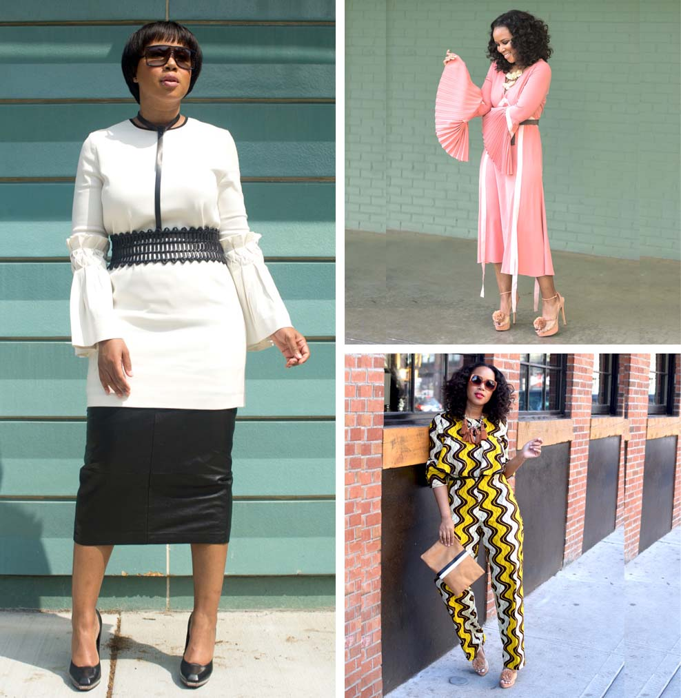 9 Mid-Size Fashion Bloggers (Tiffany - The Werk Place)