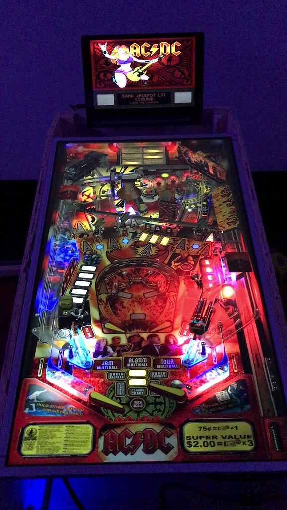 Future Pinball System Requirements