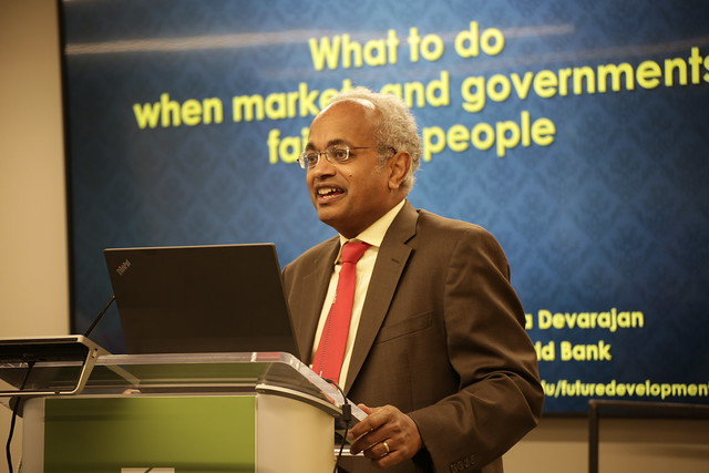 IFPRI Staff Retreat: Keynote Address (Day 2)