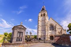 Eglise Saint-André - Saint-André-Farivillers (60)