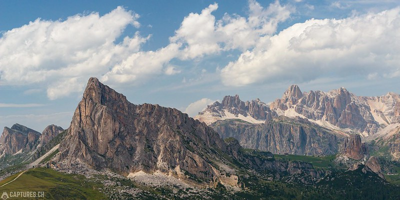 Panorama - Dolomites