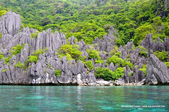 Cadlao Lagoon El Nido Palawan
