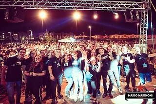 Noicattaro. Noja's Rock Festival front