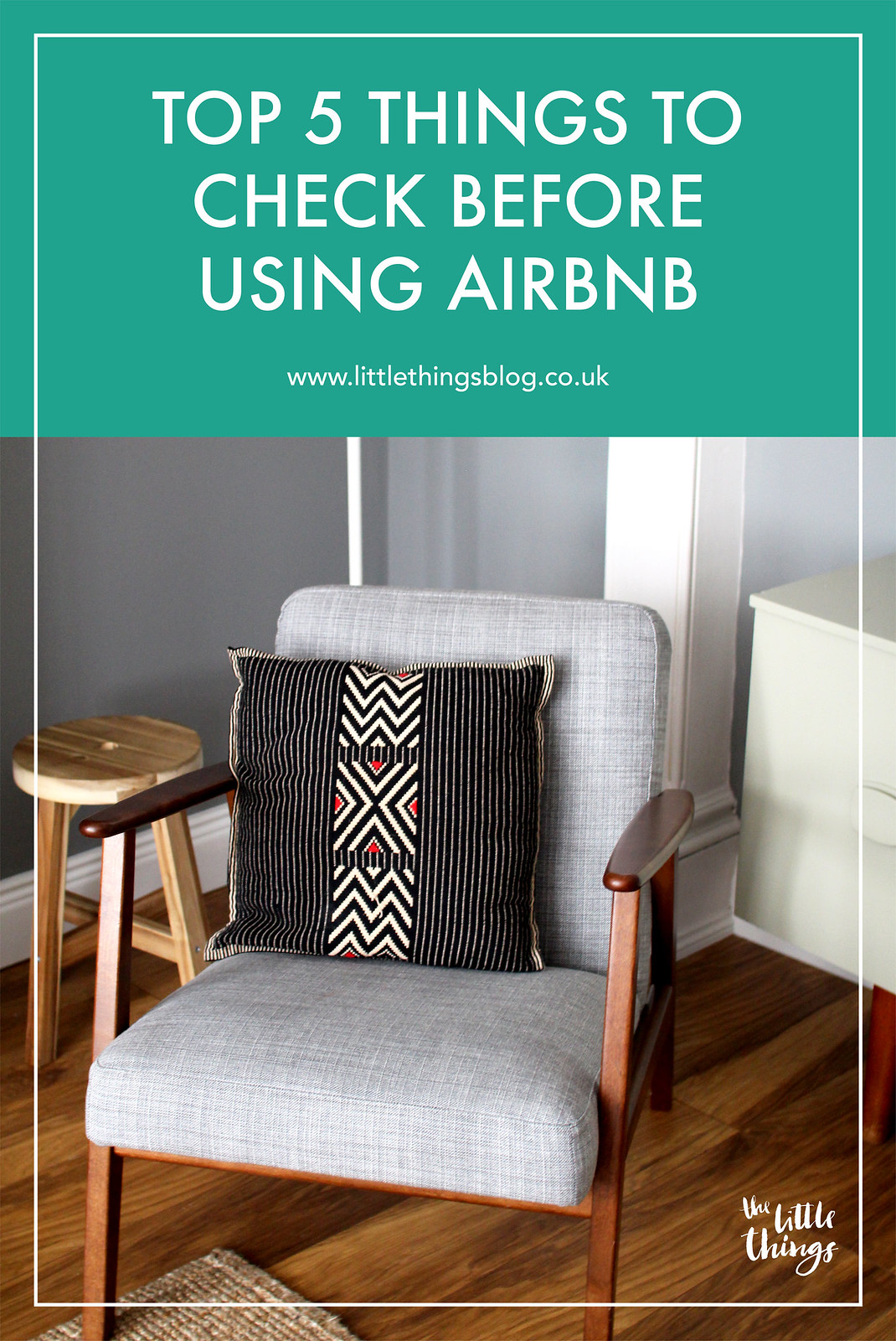 Top 5 things to check before using Airbnb