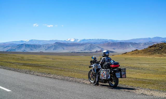 Mongolia Uglii to Khvod-5