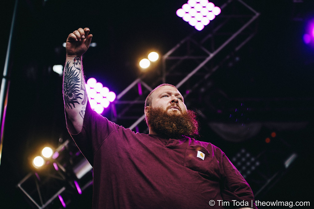 Action Bronson - DAY 3 - OSL 8-13-17-2