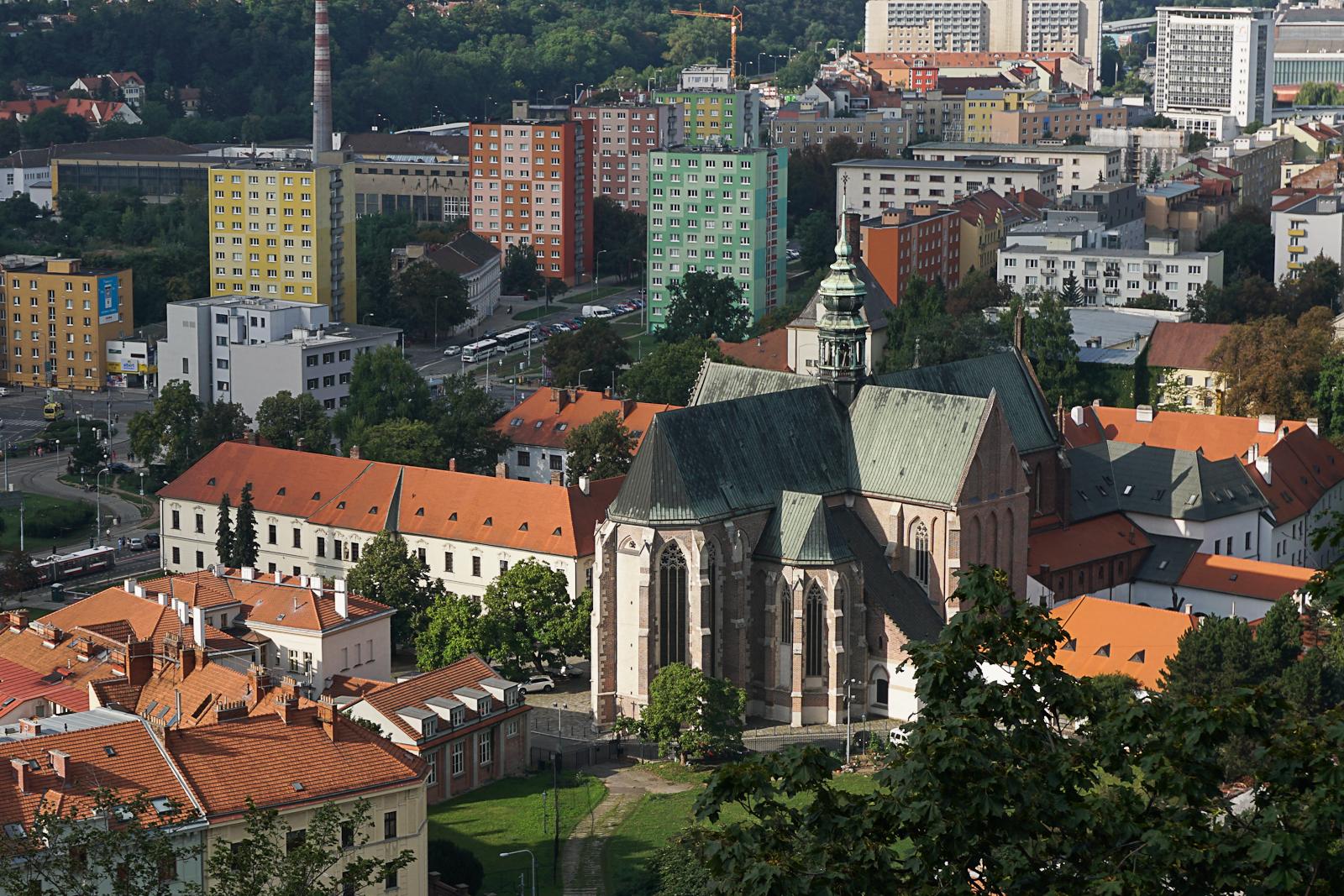 St Thomas's Abbey, Brno