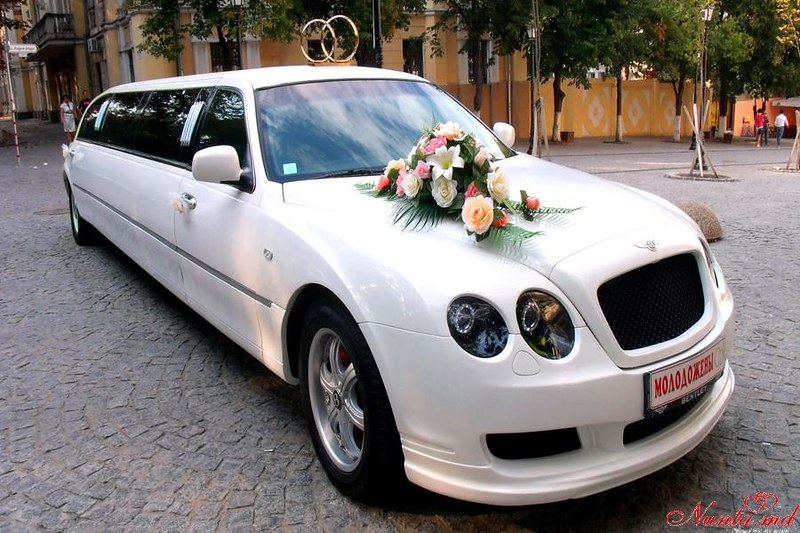 Limos.md Limuzine in Moldova > Foto din galeria `Bentley Continental`