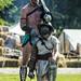Gladiators in Savaria Historical Carnival