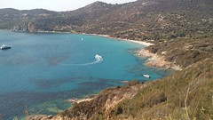 beach near Cargese