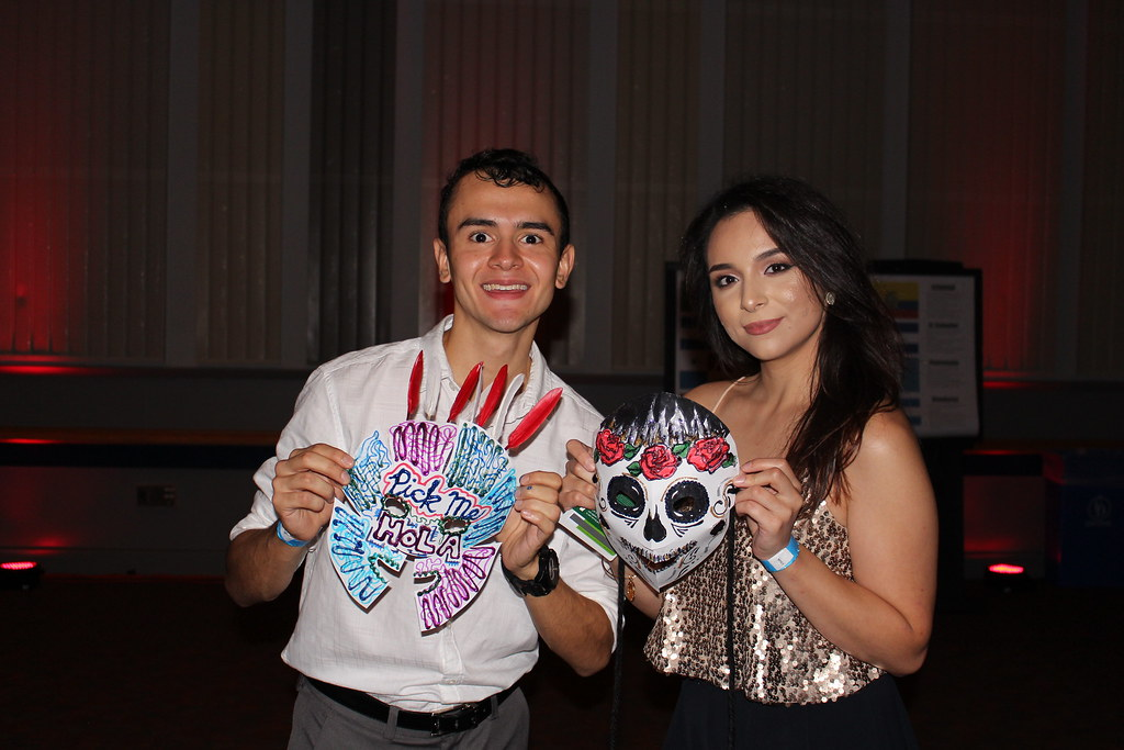 HOLA's Fiesta Latina educates university community on Latinx culture
