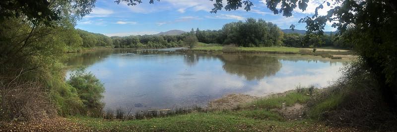 laguna de San Lorenzo, Plaiaundi