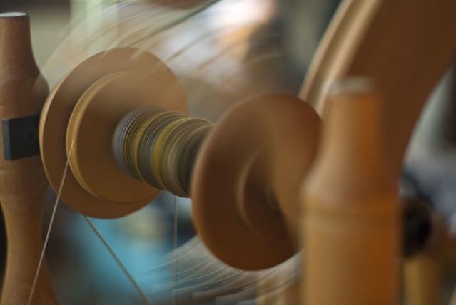 Spinning Mojo