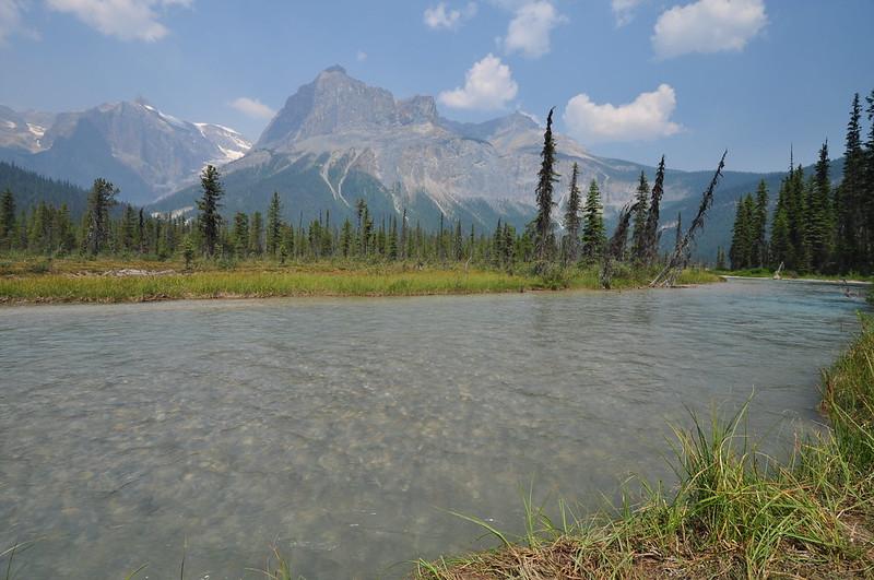 Emerald Lake inlet