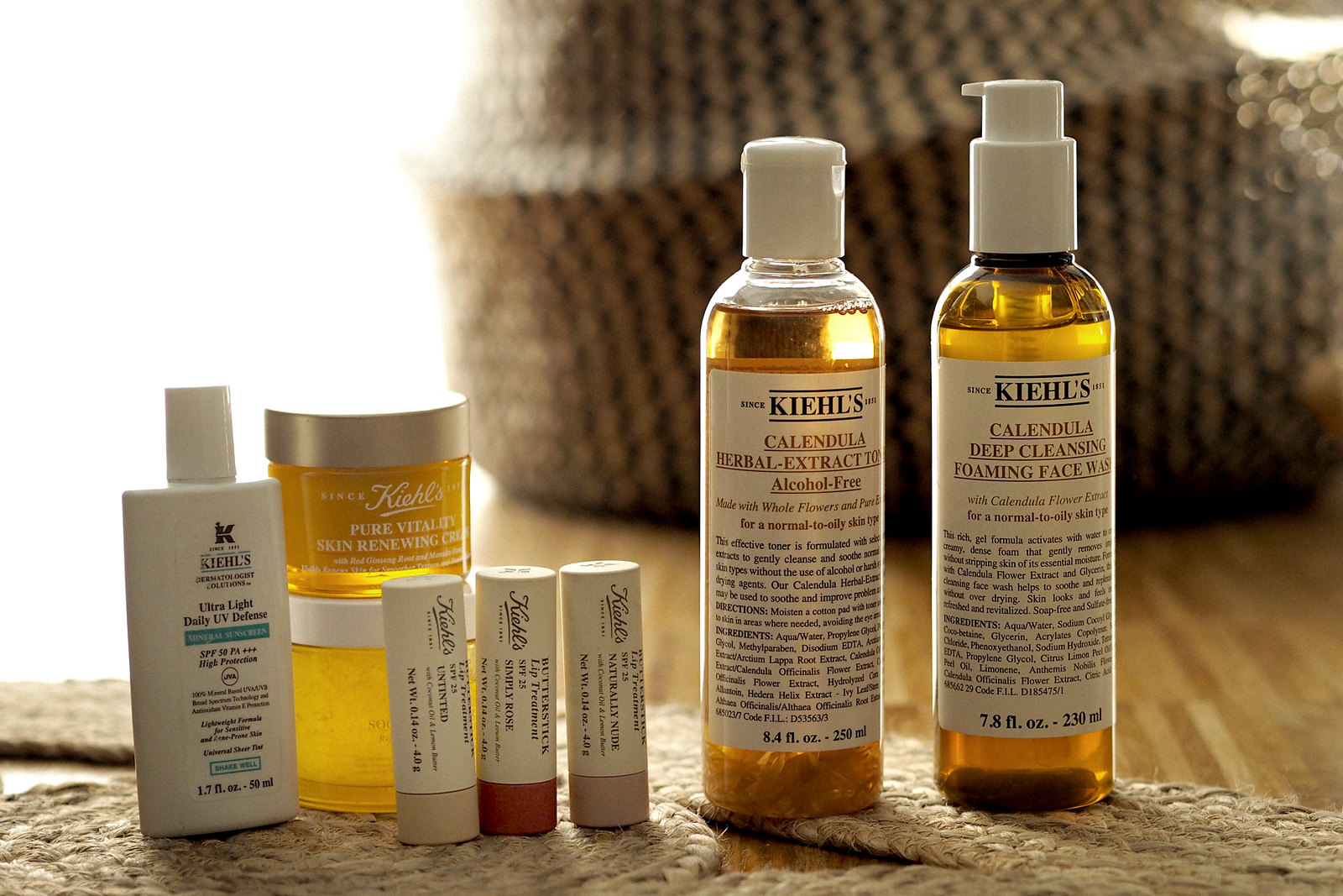 kiehl's morning routine beauty beautyblogger golden light amber beautiful wood calendula cleansing moisturizing mask skincare apothecary video blogger vlogger cats & dogs beautblog ricarda schernus düsseldorf max bechmann fotografie film nrw blog 5