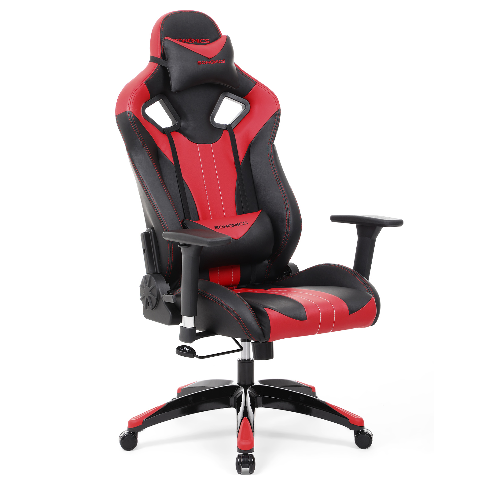 Fauteuil de bureau gaming chaise gamer chaise pour for Chaise gaming pas cher
