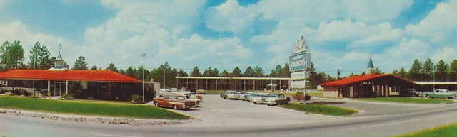 Howard Johnson's Motor Lodge and Restaurant Folkston,GA