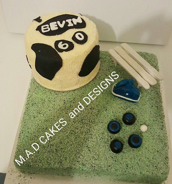 Cake from Cakes by M A D