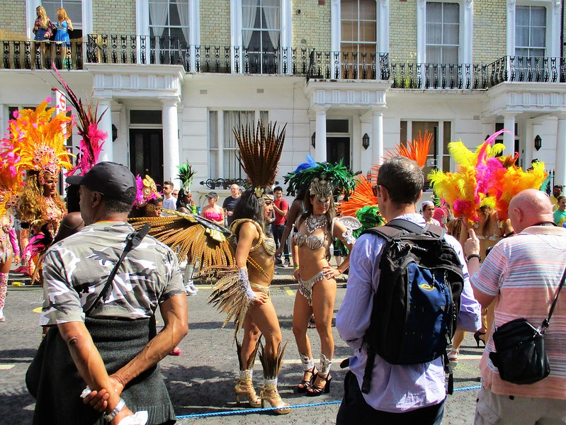 Notting Hill Carnival Costumes 2017
