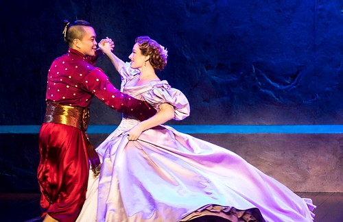 "The Broadway Tour of ""The King and I"""