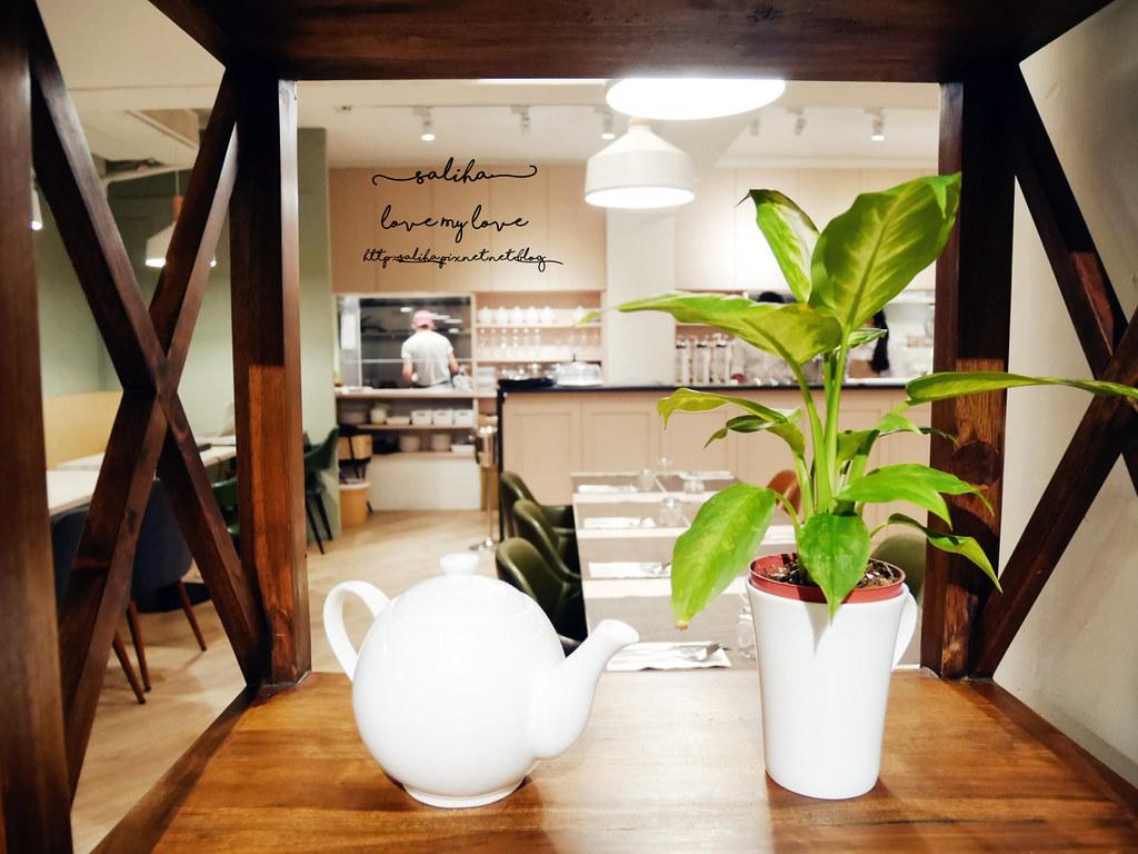 台北松山不限時下午茶藝文餐廳推薦藝集生活