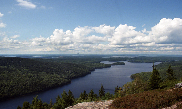 Long Pond - Acadia National Park