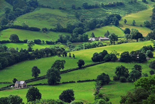 Tanat Valley