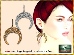 Bliensen - Luan - earrings
