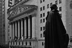 Wall Street 1 B&W
