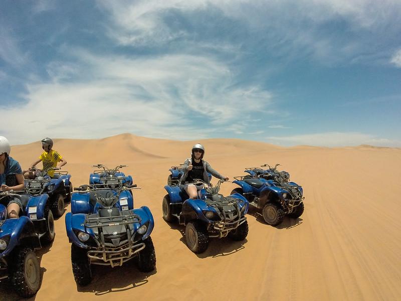 Quad Tour Swakopmund Namibia