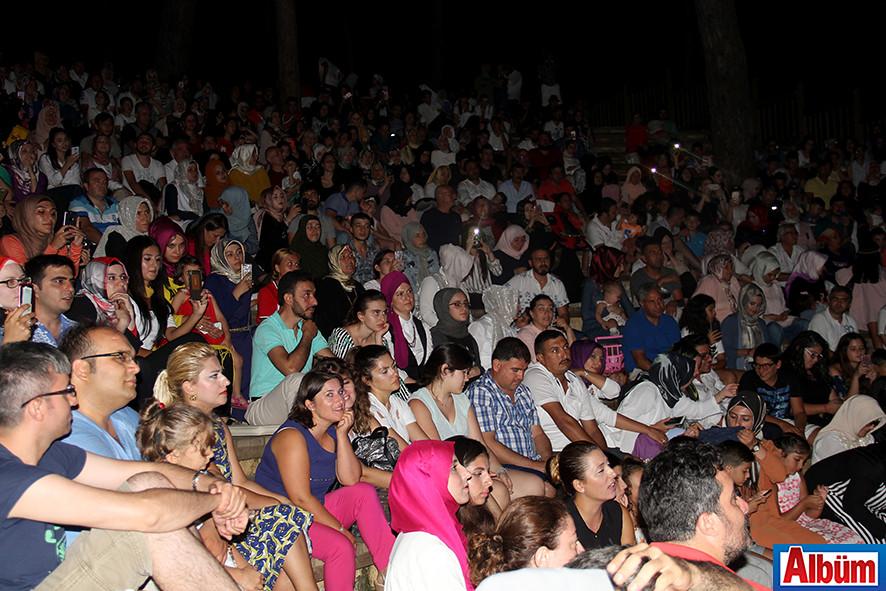 Ferhat Göçer Alanya konseri -7