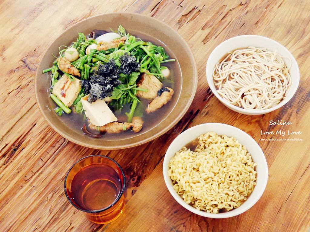台北東區國父紀念館站附近素食餐廳推薦VEGE CREEK 蔬河 (4)
