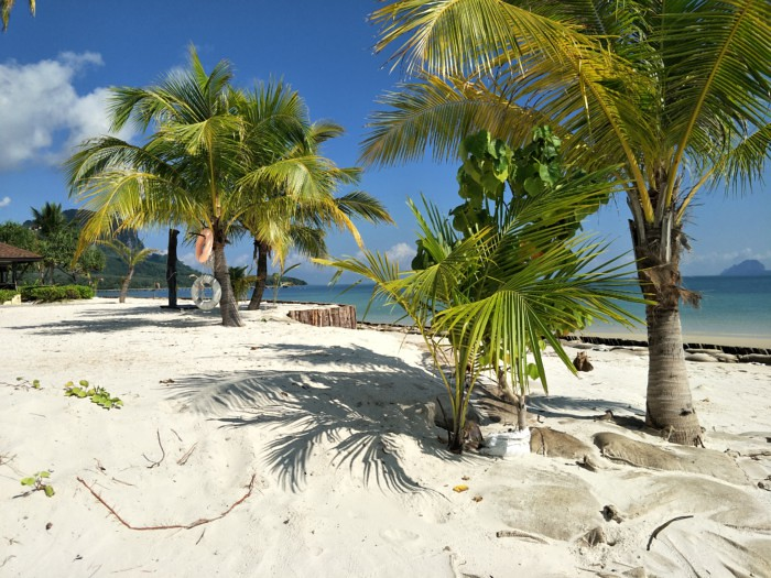 Koh Mook Sivalai Beach Resort # Trang Thailand.