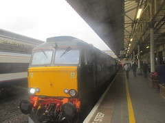 Great Western Railway 57 at Exeter St Davids 2017/09/09