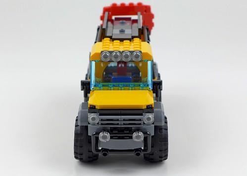 LEGO City Jungle 60161 Jungle Exploration Site 58
