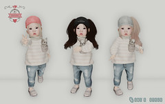 Ft: Beusy, Little Miss, JINX