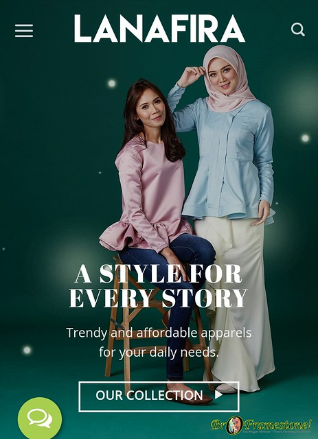 Lanafira - Butik Muslimah Online