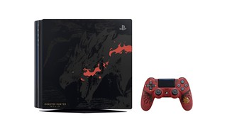 【更新官圖】《魔物獵人:世界》PlayStation 4 Pro 雄火龍同梱機(PlayStation 4 Pro MONSTER HUNTER: WORLD LIOLAEUS EDITION)