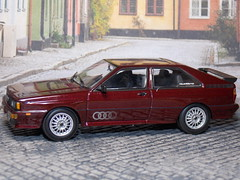 Audi Quattro Coupé - 1981 - Minichamps