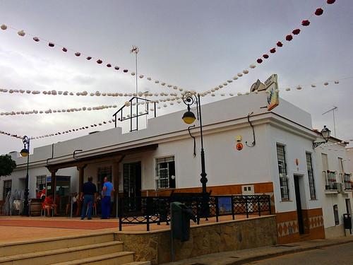 <Bar Plaza> El Granado (Huelva)