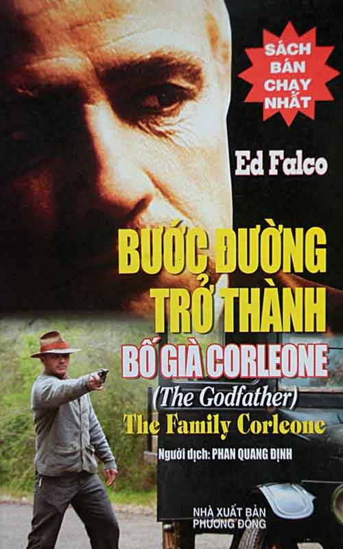 Bước Đường Trở Thành Bố Già Corleone - Ed Falco