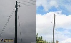 Wooden Powerline (Replacement)